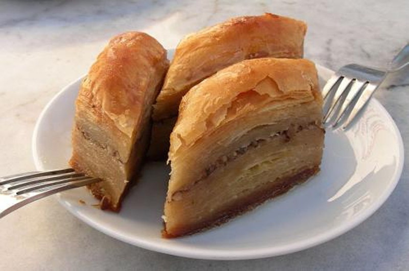 Greek Baklava picture