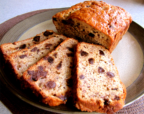 Banana Fig Bread picture