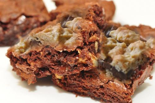Banana Fudge Bars picture