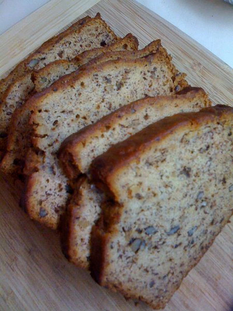 Walnut And Banana Bread picture