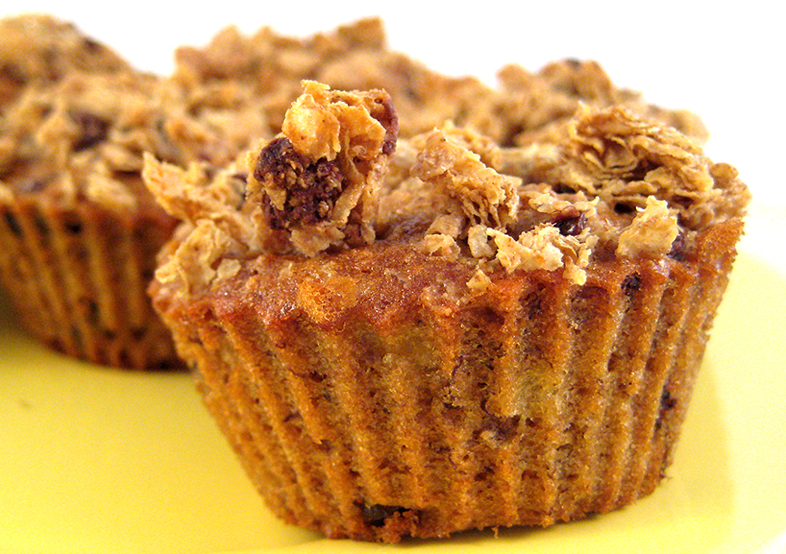 Banana Raisin Muffins picture