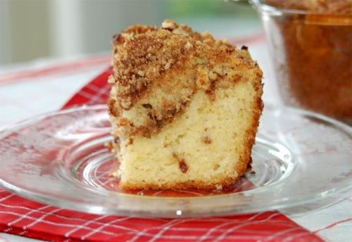Banana Streusel Coffee Cake picture