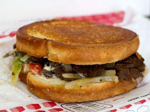 Barbecue Bean Sandwiches picture