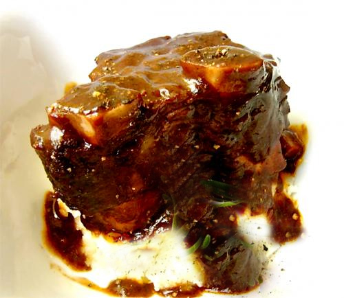 Barbecued Beef Short Ribs picture