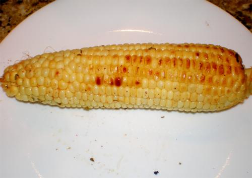Barbecued Corn picture