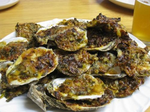 Barbecued Oysters picture