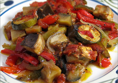 Barley Ratatouille picture