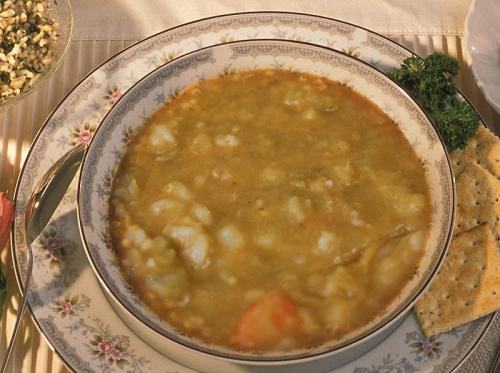 Barley Soup picture