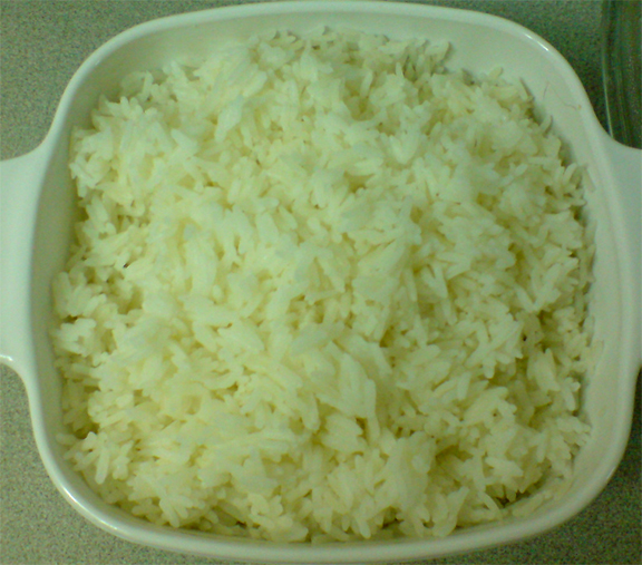 Basic Cooked Rice picture