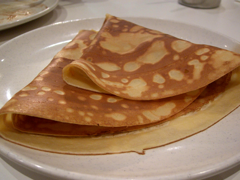 Basic Crepes Recipe picture