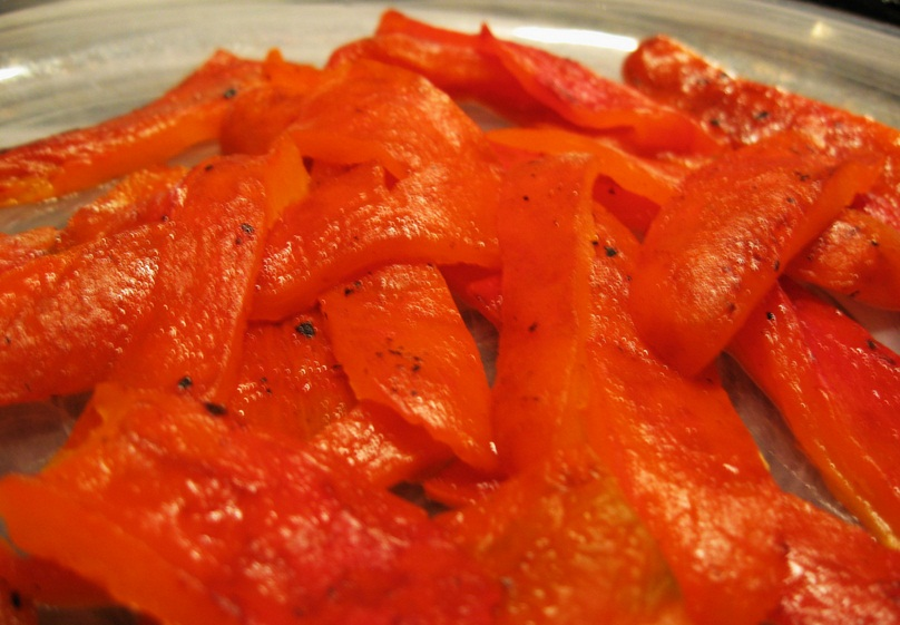 Basil Roasted Peppers picture