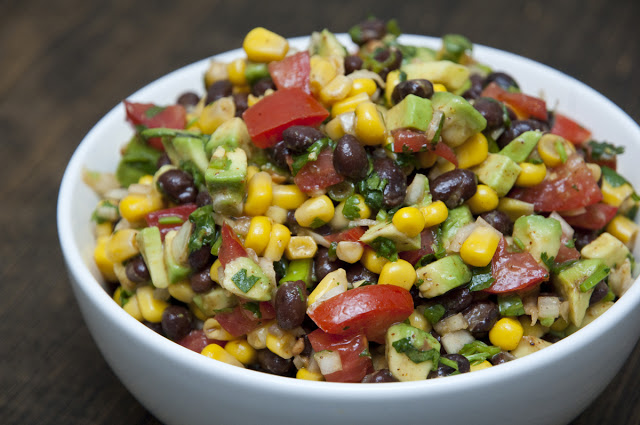 Black Bean Chili Salad picture