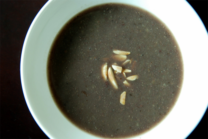 Bean and Sesame Soup picture