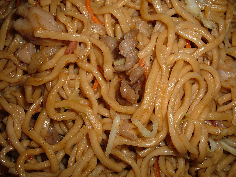Ground Beef Chow Mein picture