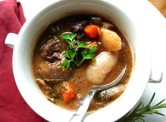 Beef and Onion Stew picture