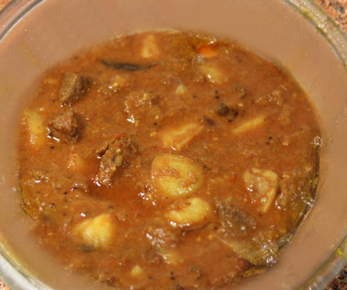 Beef Curry picture