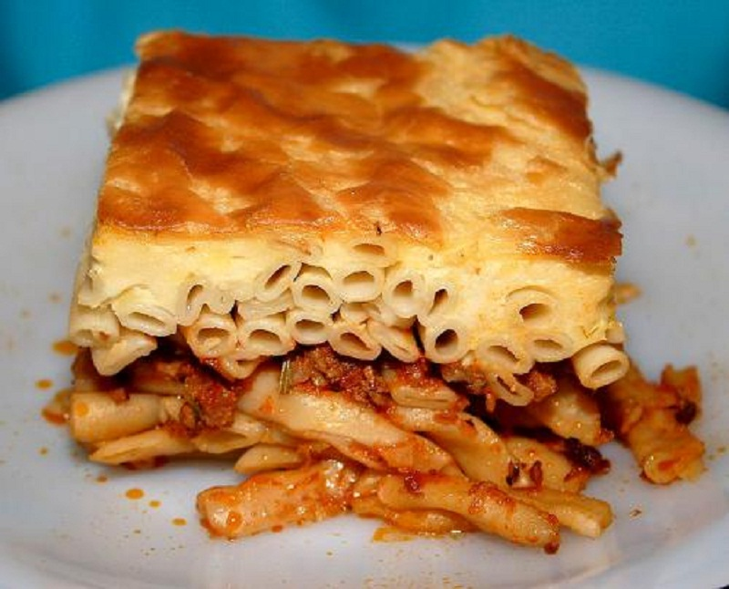 Beef Pastitsio picture