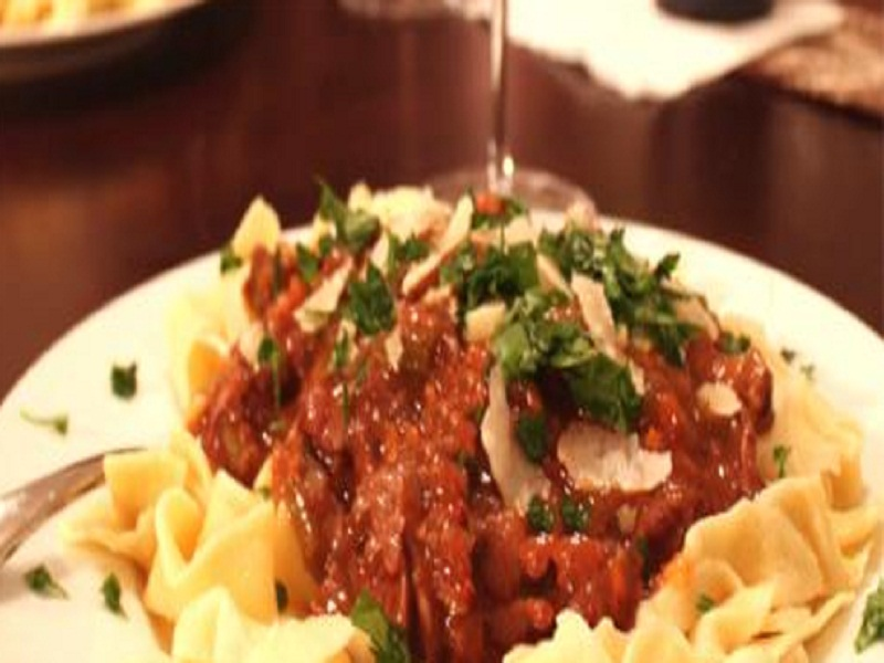 Beef Ragout with Catsup picture