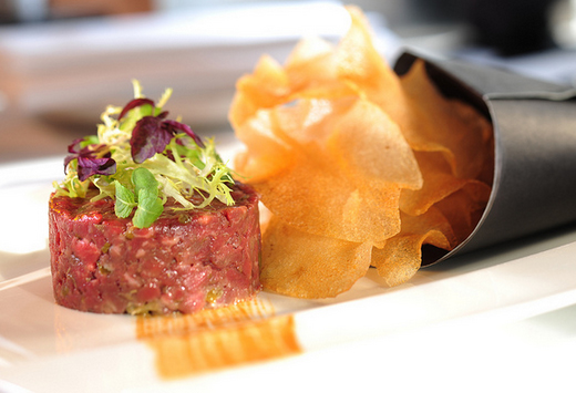 Parsley Steak Tartar picture