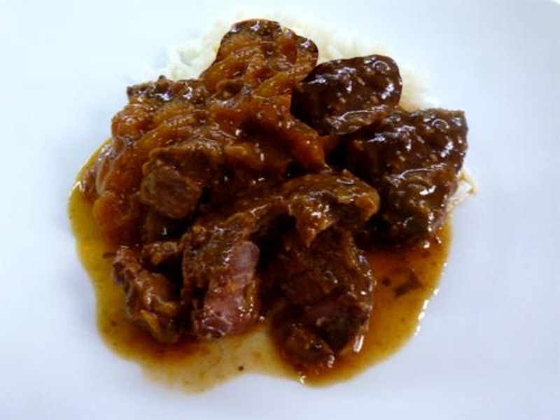 Breakfast Stew Of Beef picture
