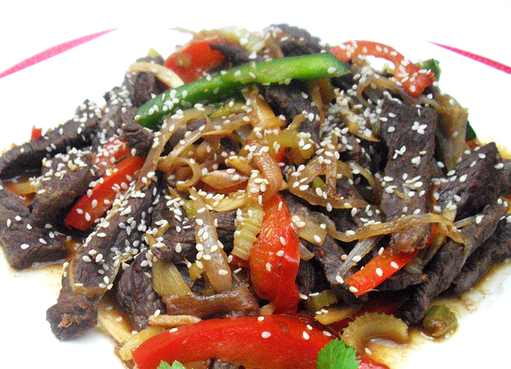 Pathan Beef Stir Fry picture