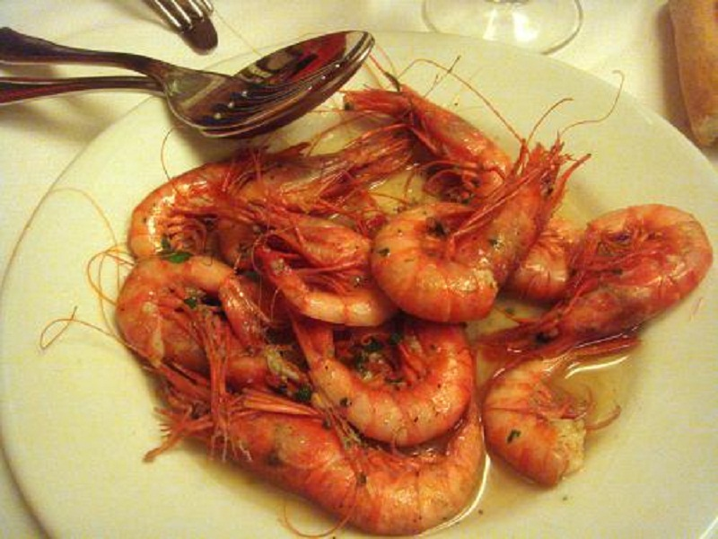 Beer Boiled Shrimp picture