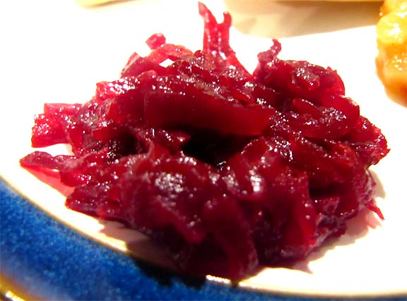 Beet Or Red Relish picture