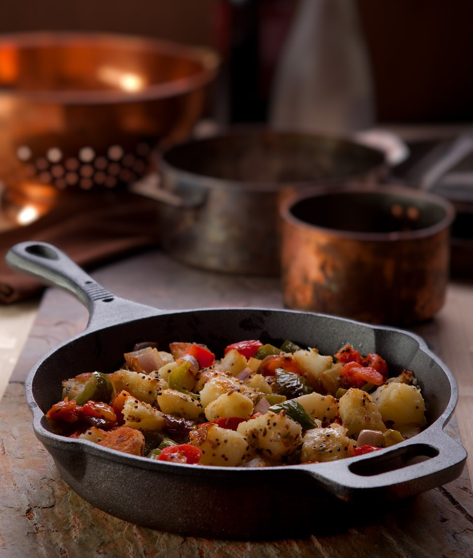 Bengali Potatoes with Spices- Bengali Aloo  picture