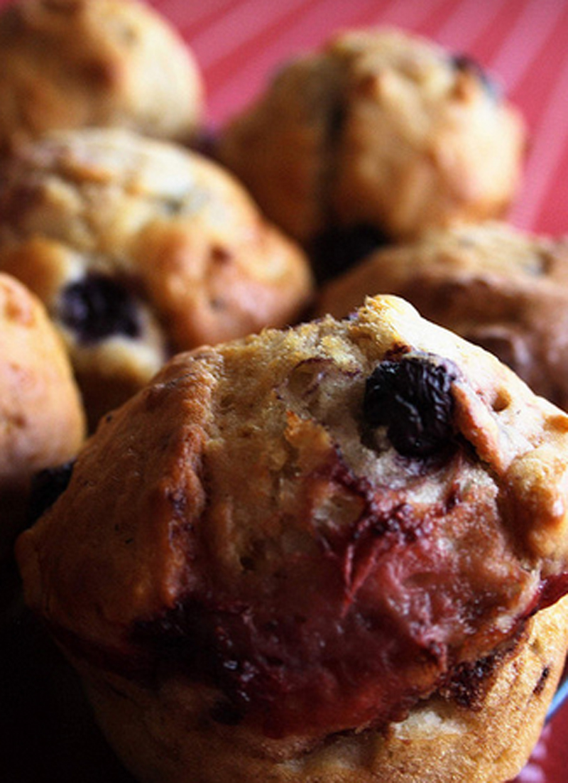 Best Berry Muffins picture