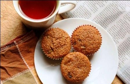 Buttermilk Bran Muffins picture