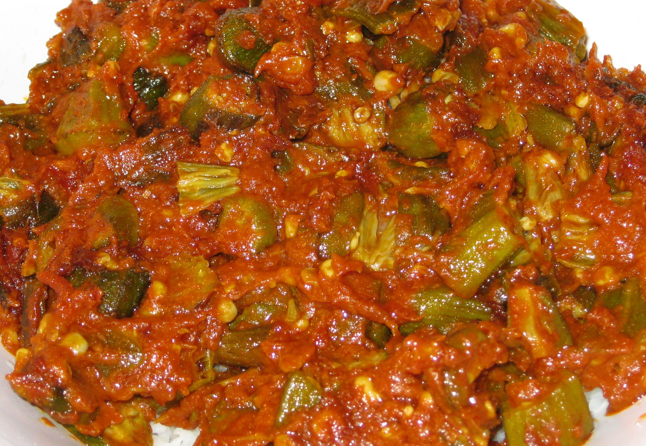 Bhindi Masala ( Stir Fried Okra) picture