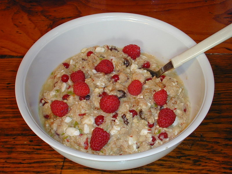 Bircher Muesli picture
