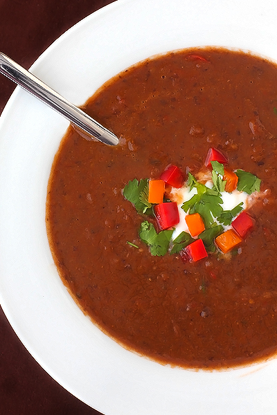 Black Bean Soup picture