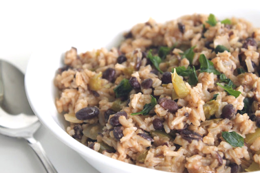 Black Beans and Rice picture