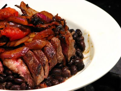 Tuna and Black Beans picture