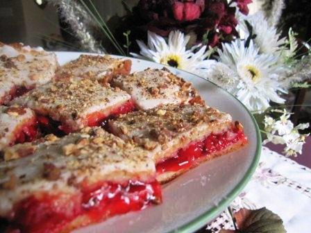 Cherry Walnut Squares picture