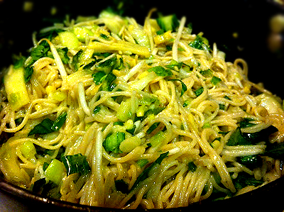 Noodles Sprouts picture