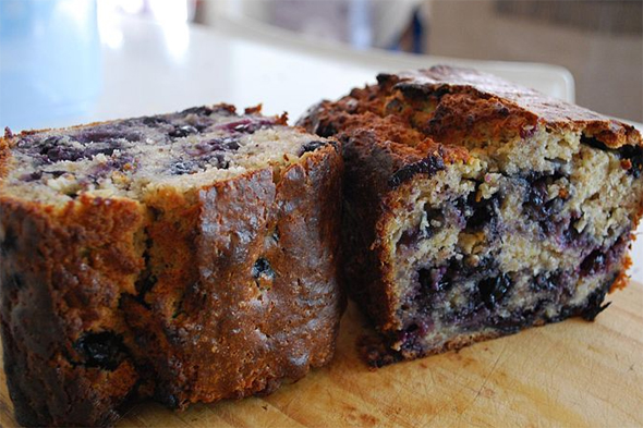 Blueberry Bread picture