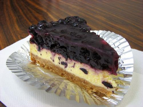 Blueberry Cheesecake picture