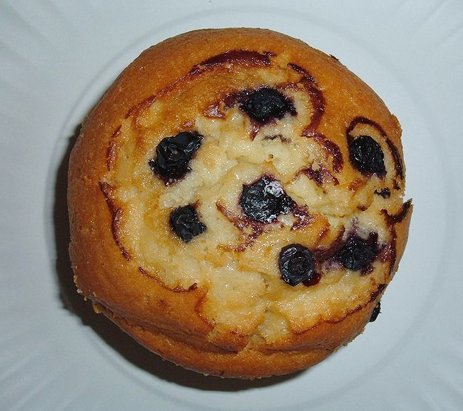 Blueberry Muffins picture
