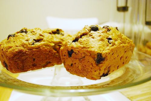 Blueberry Orange Bread picture