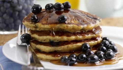Blueberry Buttermilk Pancakes picture