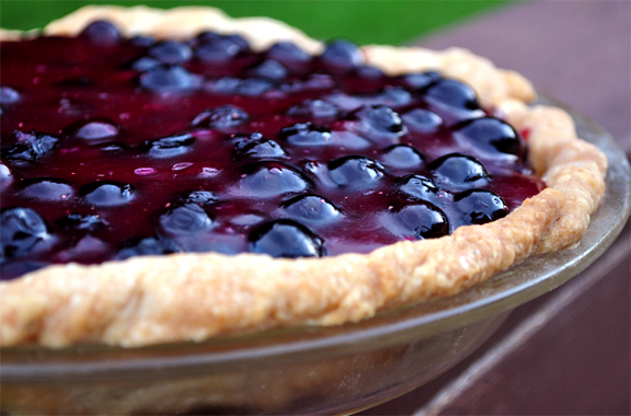 Blueberry Pie Filling picture