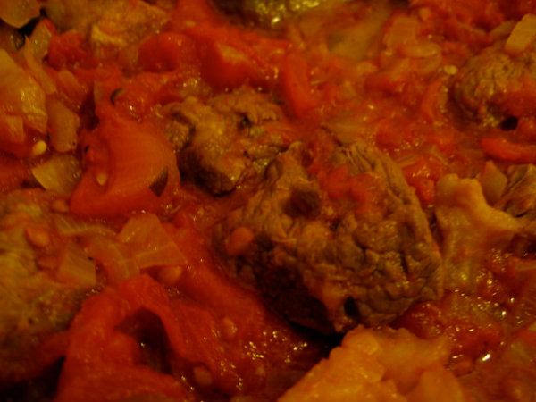 Beef and Tomato Stew picture