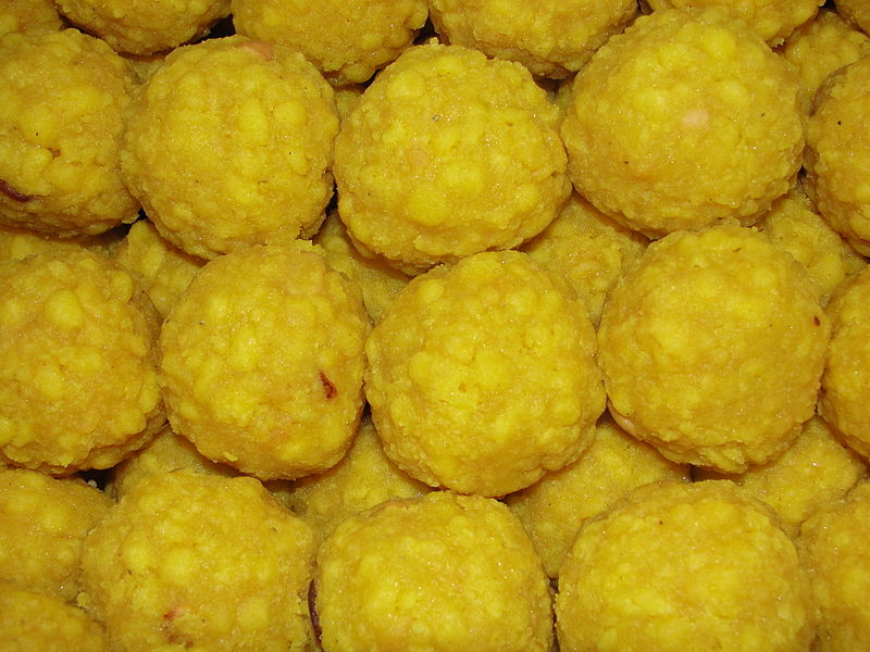 Boondi Laddu picture