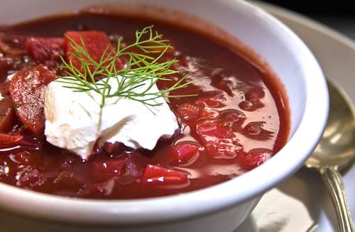 Borscht With Meat picture