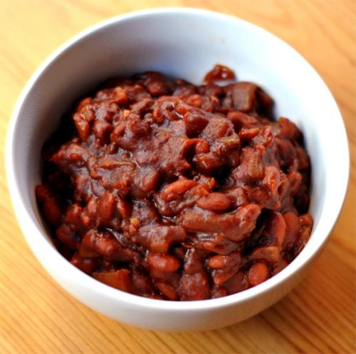 Quick Boston Baked Beans picture