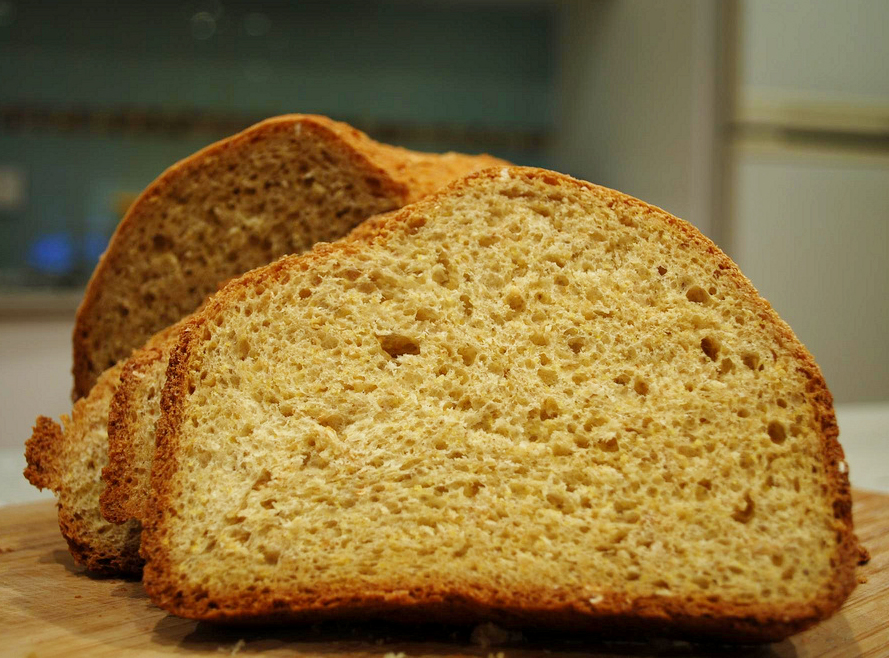 Boston Whole Wheat Brown Bread picture