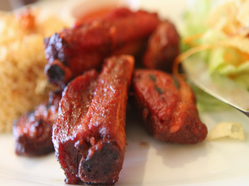 Barbecued Spareribs picture