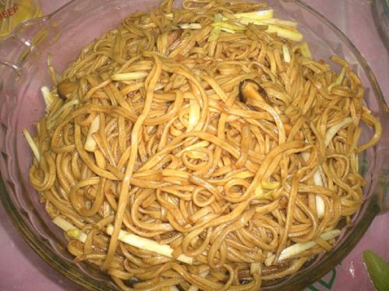 Braised Cabbage Noodles picture